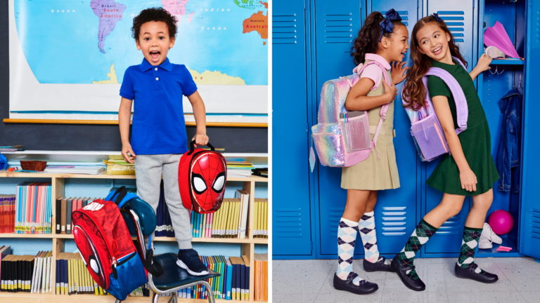 The Children's Place Celebrates The Return To The Classroom: $1 Million Giveaway And $1 Million Product Donation To Baby2Baby